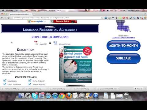 louisiana-residential-lease-agreement