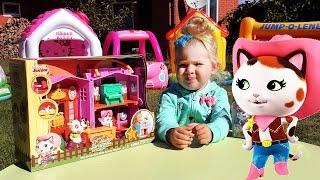 ✿ Шериф Келли Sheriff Callie Disney Видео для Детей Игры Kids Videos Сallie's Disney Junior toys