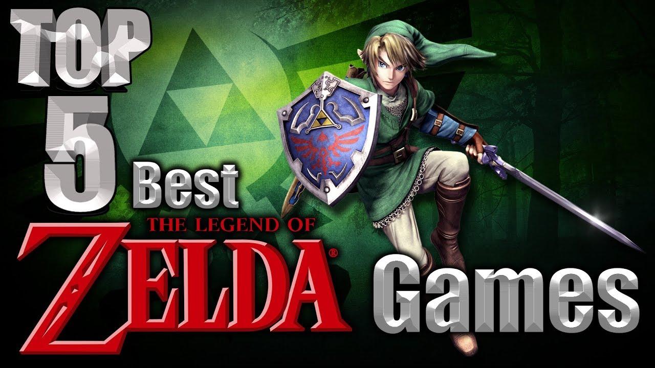 top-5-best-the-legend-of-zelda-games