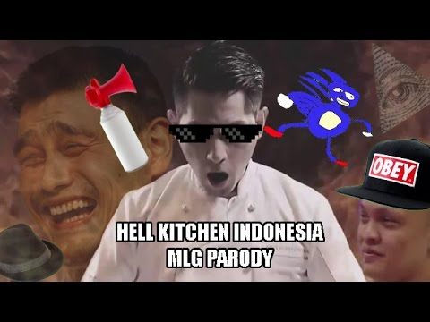 Hell S Kitchen Indonesia Youtube