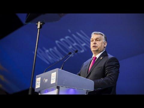 Speech of Viktor Orbán at the EPP Congress [MAGYAR FELIRATTAL]