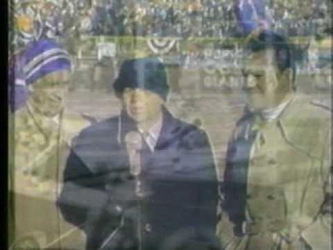 CBS  Goodbye  to NFC Football 1993