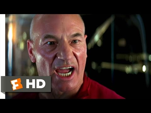 The Line Must Be Drawn Here - Star Trek: First Contact (6/9) Movie CLIP (1996) HD