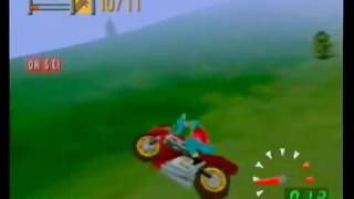 Road Rash 64 Comedy Volume 1