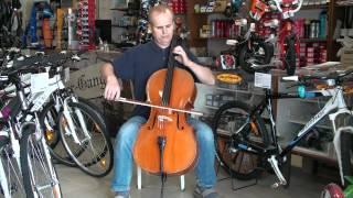 The Godfather (Kmotr) soundtrack - violoncello