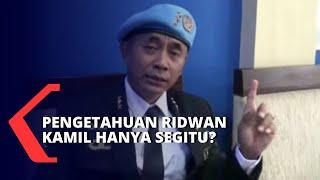 Petinggi Sunda Empire: Saya Maklumi Ilmu Pengetahuan Ridwan Kamil Hanya Segitu