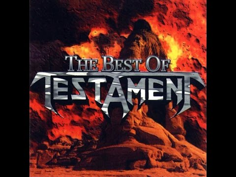 The Best of Testament 19872016 HIGH QUALITY