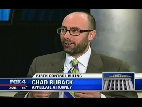 Chad Ruback, Appellate Lawyer, was interviewed live in the KDFW Fox 4 television studio regarding a recent U.S. Supreme Court opinion.  Chad Ruback, Appellate Lawyer 8117 Preston Road, Suite 300 Dallas, Texas 75225 (214)...