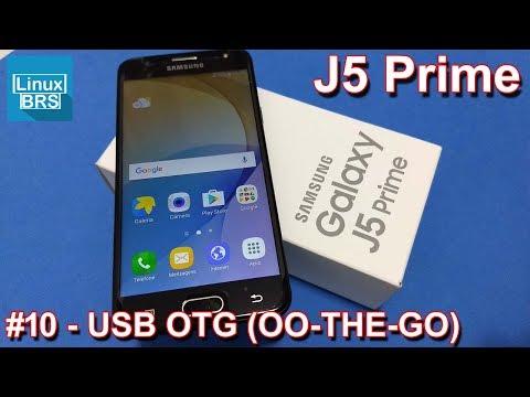Samsung Galaxy J5 Prime - USB OTG (ON-THE-GO)