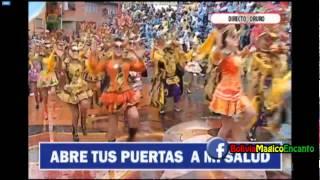La Diablada - Carnaval de Oruro 2015