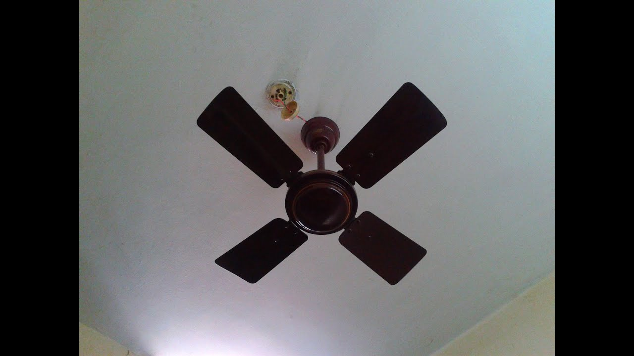 to fan watch how youtube fix slow maintenance a fast with ceiling motor