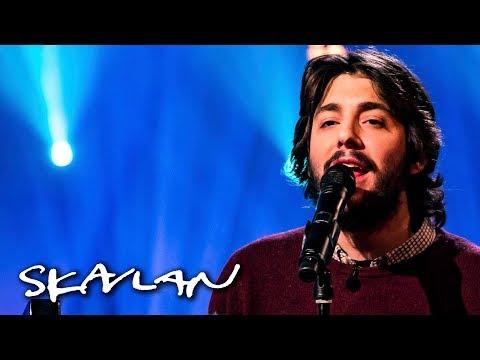 Salvador Sobral performs «Prometo Não Prometer» | SVT/TV 2/Skavlan