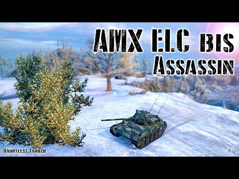 World of Tanks // AMX ELC bis // Arctic Region // Assassin