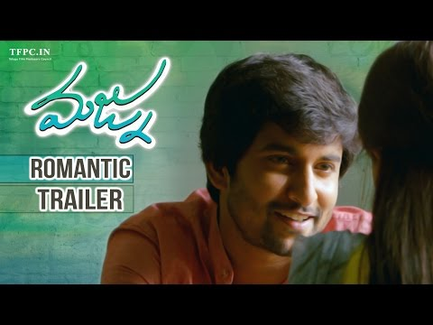 Nani's Majnu Movie Latest Romantic Trailer...