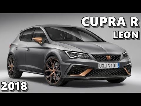 seat leon cupra r iaa 2017 preview youtube. Black Bedroom Furniture Sets. Home Design Ideas