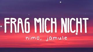 Miksu / Macloud, Nimo & Jamule - Frag mich nicht (Lyric Video)