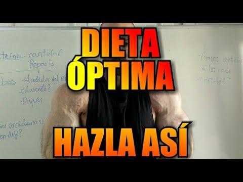 proteína de dieta óptima