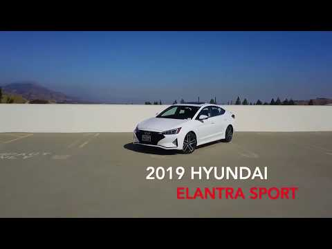 2019 Hyundai Elantra Sport Inland Empire | Ontario Hyundai