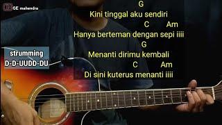Download lagu Chord BUNGA - Thomas Arya | Viral Di Tiktok - Kini Tinggal Aku Sendiri