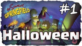 Die Simpsons: Springfield 🍩 Magier & mystische Wesen - Treehouse of Horror XXVIII! ★ (Deutsch)
