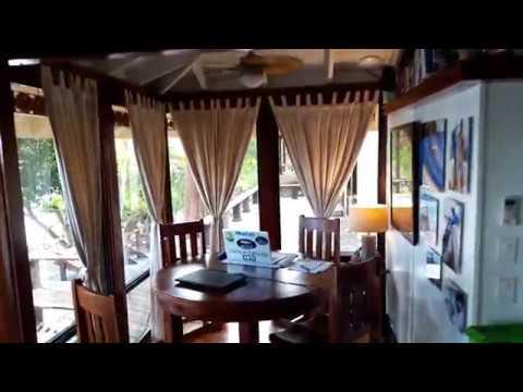 Sport Fish Panama Island Lodge Walk Through 2018