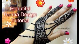 easy diy beautiful henna mehndi designs jewellery style for eid diwali and weddings