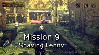 Hitman: Absolution - Mission 9: Shaving Lenny - Hard Walkthrough - Silent Assassin Rating