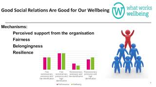 Image for vimeo videos on Social environments and wellbeing at work