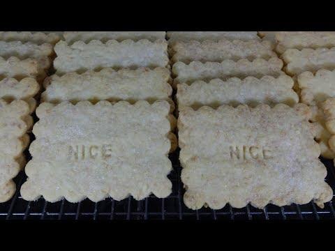 Nice Biscuits   Cookies