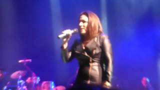 GLORIA ESTEFAN & MSM - LIVE FOR LOVING YOU - LIVE AT THE MINSKOFF THEATRE, NEW YORK - 14TH SEPT 2015