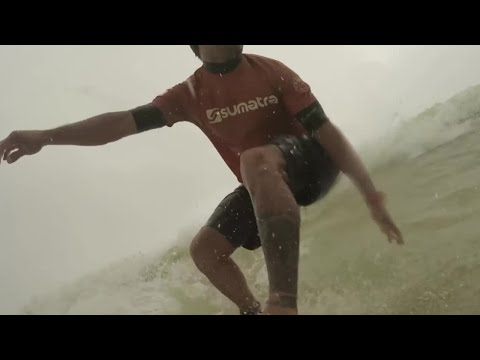 Pororoca! Surfing The Amazon River | Forces Of Nature | BBC Earth