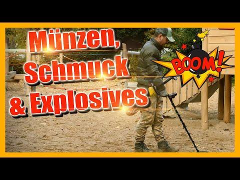 German Treasure Hunter Episode 12/16 Münzen, Schmuck und Explosives!