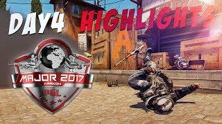 CS:GO - PGL Krakow 2017 Highlights: Day 4