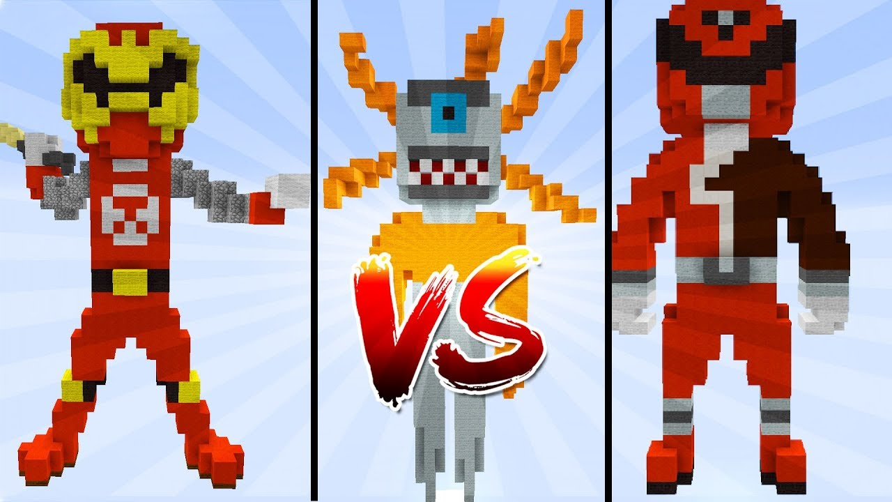 Thử Thách Làm Siêu Nhân Đỏ Trong Minecraft (Minecraft)