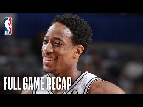 SPURSWATCH - Spurs top Mavs 112-105