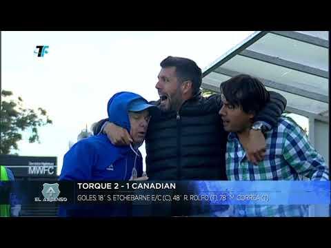 2da Rueda - Fecha 28 - Torque 2:1 Canadian