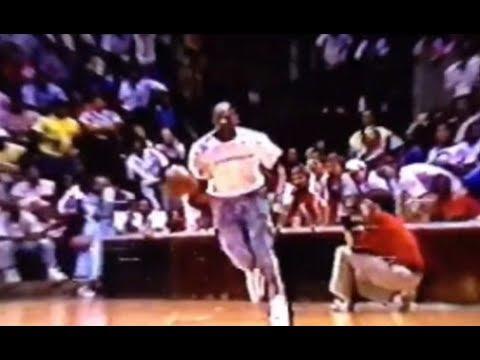 a2b39c74c7b7 Michael Jordan -  Lost  Slam Dunk Contest  (after 1988 season) - YouTube