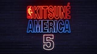 Скачать Jahsh Banks Nite Life Kitsuné America 5 The NBA Edition