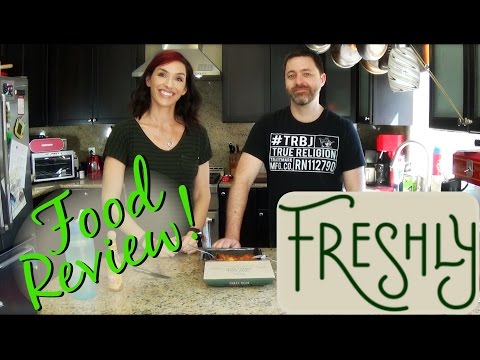 Freshly Microwave Meals Update Review and Taste Test | San Sero Microwave Cover GIVEAWAY!