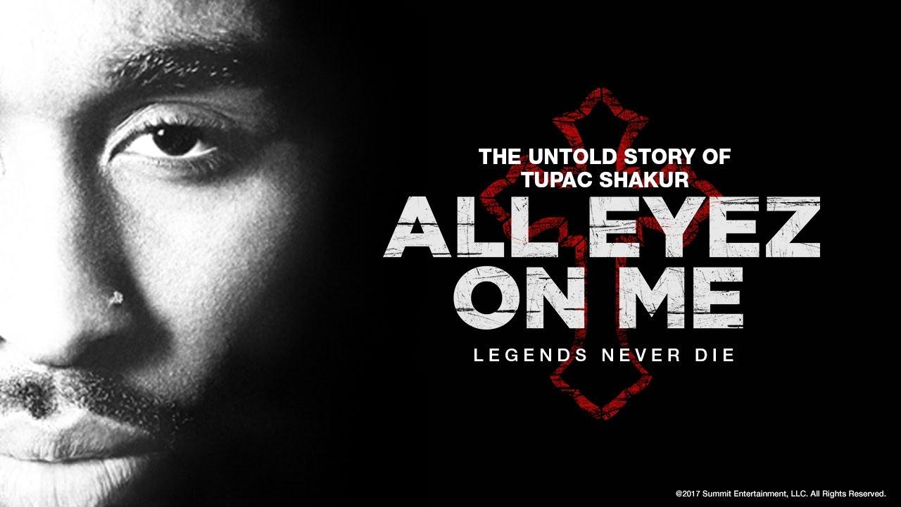All Eyez On Me - i biograferne 15. juni 2017