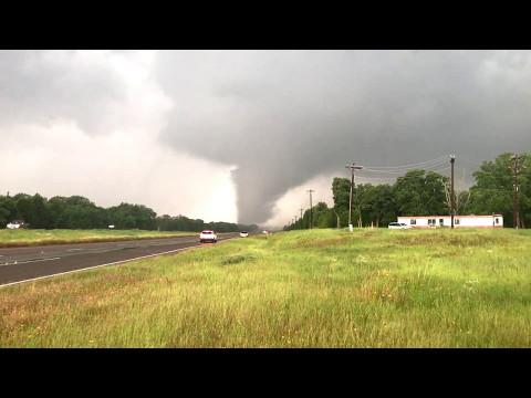 Tornado 4/29/17 Eustace, TX