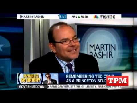 TPM's Josh Marshall Discusses Ted Cruz, 2016 On MSNBC