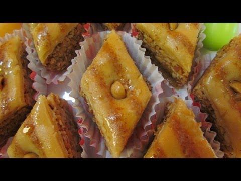 Samira tv 1 recette ba for Mouskoutchou samira tv