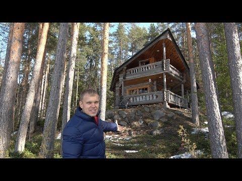 Финская дача. Домик в Финляндии для души!