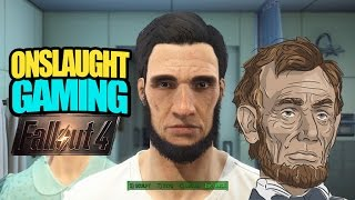 Happy Thanksgiving: How to make Abe Lincoln in Fallout 4