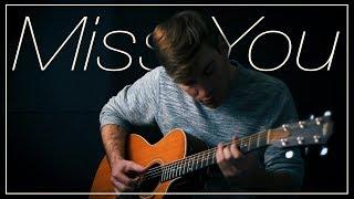 Miss You - Major Lazer (Cover)/Slow Hands MASHUP | Derek Anderson