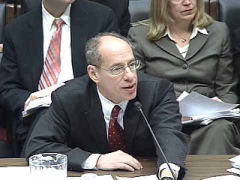 "March 24, 2009 - A Hearing on ""Consumer Credit and Debt"""