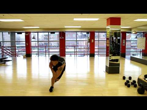 How To Do Speed Skaters - Exercises For Weight Loss