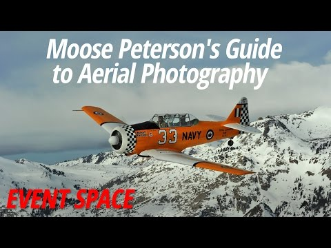 Moose Peterson's Guide to Aerial Photography