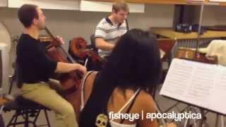 """""""Fisheye"""" - Apocalyptica"""